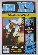 Agent X9 1987 08