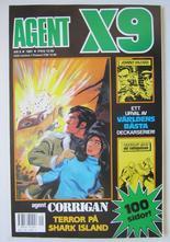 Agent X9 1987 09