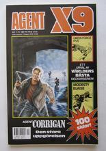 Agent X9 1987 11