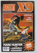 Agent X9 1988 01