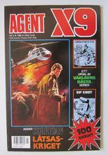 Agent X9 1988 03