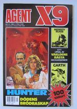 Agent X9 1988 05
