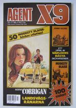 Agent X9 1988 07
