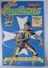 Fantomen 1986 10 med poster