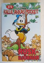 Kalle Ankas pocket 373 Ruskbjörnar