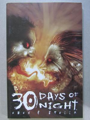30 Days of Night Vol 7 Eben & Stella