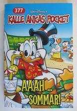 Kalle Ankas pocket 377 Aaah... sommar