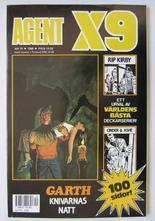 Agent X9 1988 10