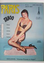 Paris Taboo Vol 1 No 2 Pinup USA
