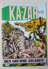 Ka-zar 1983 03