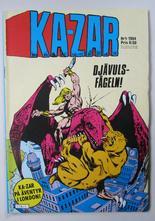 Ka-zar 1984 01