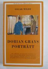 Wilde, Oscar Dorian Grays porträtt