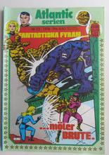 Fantastiska Fyran 1978 10 Vg