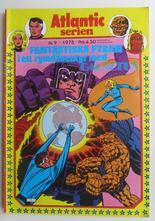 Fantastiska Fyran 1978 09 Vg+