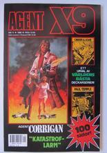 Agent X9 1988 11