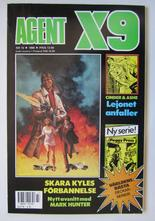 Agent X9 1988 13