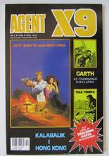 Agent X9 1989 02