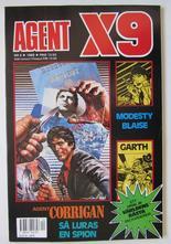 Agent X9 1989 04