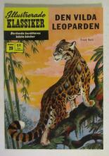 Illustrerade Klassiker 029 Den vilda leoparden 4:e uppl. Fn-