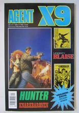 Agent X9 1989 09