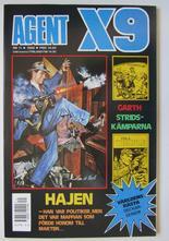 Agent X9 1989 11