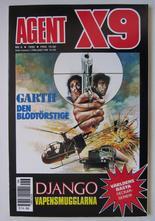 Agent X9 1990 06
