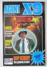 Agent X9 1990 11