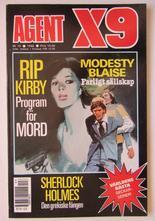 Agent X9 1990 13