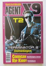 Agent X9 1992 01