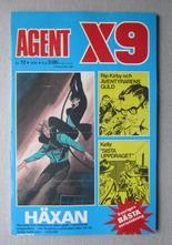 Agent X9 1975 12