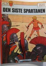 Alix Äventyr 01 Den siste spartanen 1:a uppl.