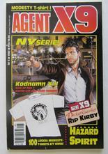 Agent X9 1992 05
