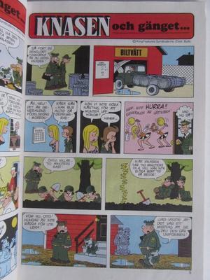 Knasen och gänget Sommarspecial 2000
