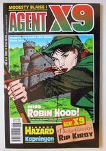 Agent X9 1992 08