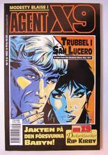 Agent X9 1992 09