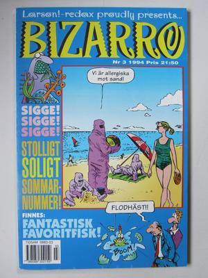 Bizarro  1994 03