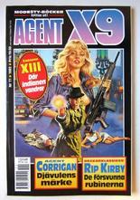 Agent X9 1992 11