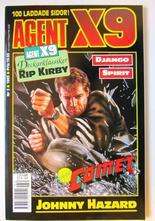 Agent X9 1993 02