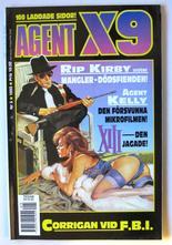 Agent X9 1993 05