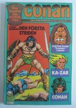 Conan 1975 02 Vg+