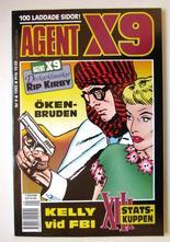 Agent X9 1993 09