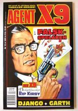 Agent X9 1993 12