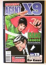 Agent X9 1994 03