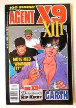 Agent X9 1994 12