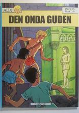 Alix Äventyr 03 Den onda guden 1:a uppl.