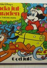 Walt Disney's Glada Julparaden 1979