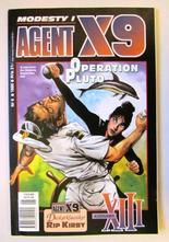 Agent X9 1995 06