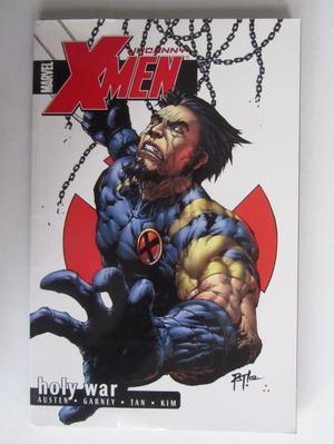 Uncanny X-Men Volume 3 Holy War