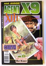 Agent X9 1995 04