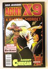 Agent X9 1995 05